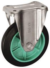 Bánh xe đẩy cố định 200mm của UKAI