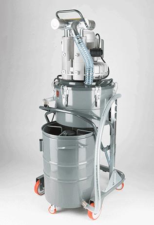 máy hút bụi công suất lớn hút bụi, hút nước